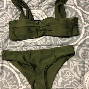 Zaful Bathing suit